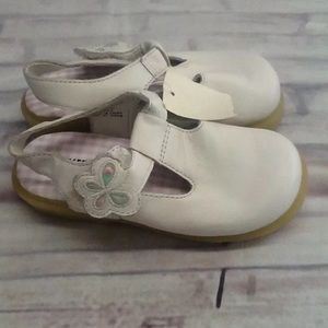 Cherokee Shoes - Girls Cherokee Shoes Size 8 White NWT